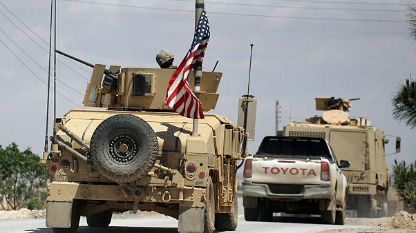 آمریکا خبر حمله ائتلاف به پایگاه نظامی در شرق سوریه را تکذیب کرد