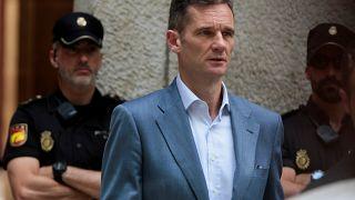 Espagne : le beau-frère du roi incarcéré