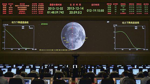 الصين تسعى وراء الجانب المظلم من القمر