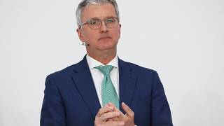 Audi CEO detained by police over 'Dieselgate' scandal