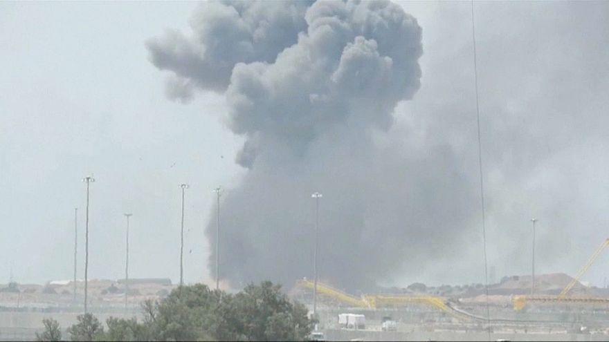 Israel lança ataques aéreos na Faixa de Gaza