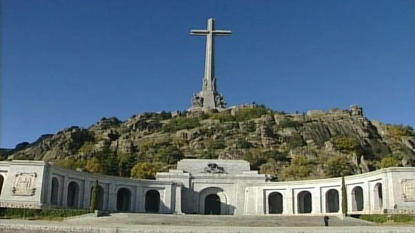 Spain's new government one step closer to removing Franco's remains