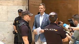 Schwager des spanischen Königs tritt Haftstrafe an