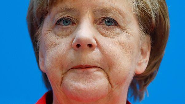 Merkel und Seehofer zum unionsinternen Streit