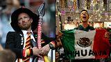 A desilusão alemã e a festa mexicana no mundial da Rússia