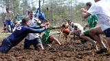 مبارايات الطين شغف يوازي عند الروس مونديال الكرة
