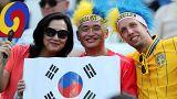 Dünya Kupası: İsveç maçı öncesi Güney Kore'den görülmemiş taktik