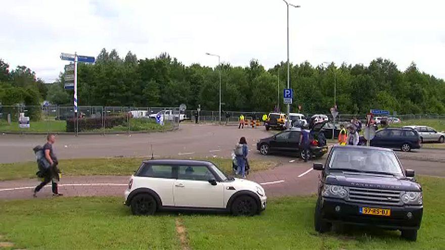 Négy embert gázoltak el egy hollandiai fesztiválon