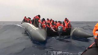 Pedidos de asilo diminuíram 44% na União Europeia