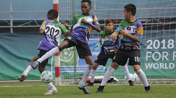 """""""Футбол для дружбы"""": социальный проект с большими планами на будущее"""