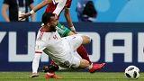 روزبه چشمی، جام جهانی را از دست داد