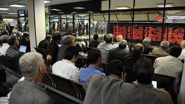 جهش شاخص کل بورس اوراق بهادار تهران