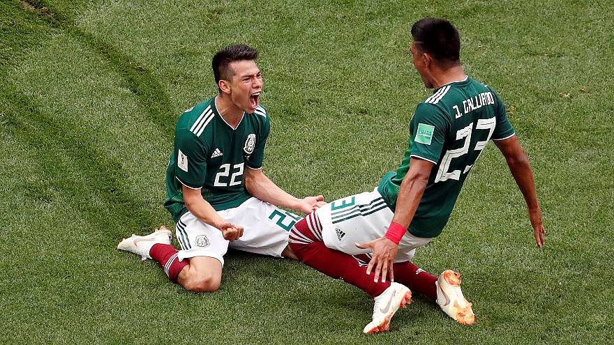 México se cree capaz de todo tras ganar a Alemania