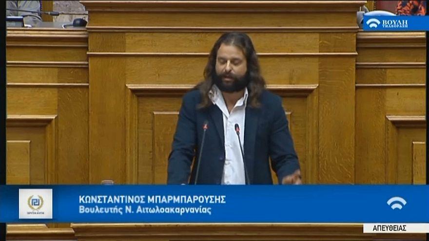 Nach Putschaufruf: Griechischer Abgeordneter festgenommen