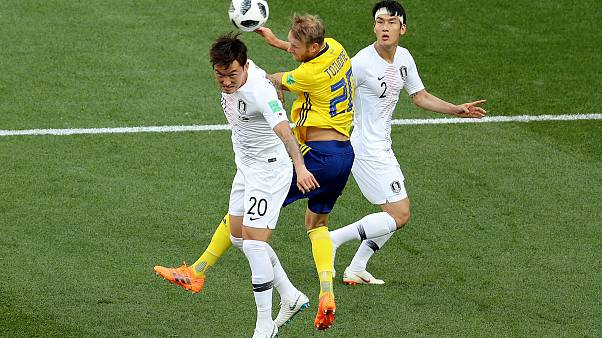 World Cup 2018: Sweden slides past South Korea with 1-0 victory