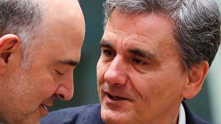 Μοσκοβισί: «To Eurogroup πρέπει να ελαφρύνει το ελληνικό χρέος»