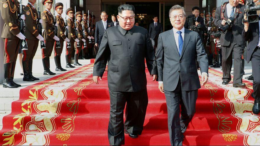 دو کره تیم مشترک ورزشی راهی مسابقات میکنند