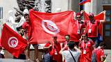 مشعجون تونسيون في روسيا