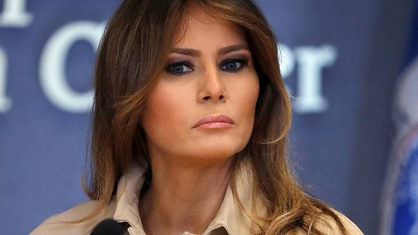 Melania tells Donald: govern with your heart