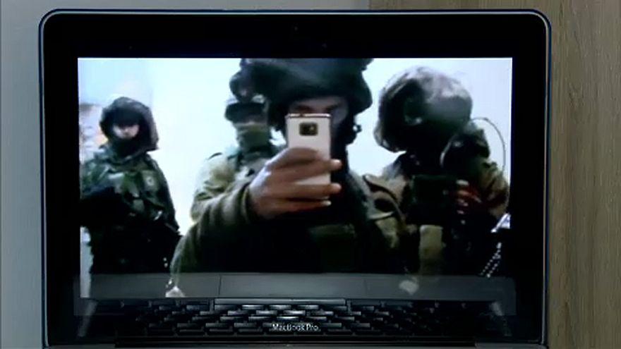 Börtönbüntetés járhat izraeli katonákról készült felvételekért