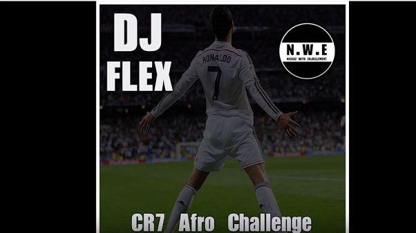 A capa do single digital lançado por Dj Flex e os NWE em março