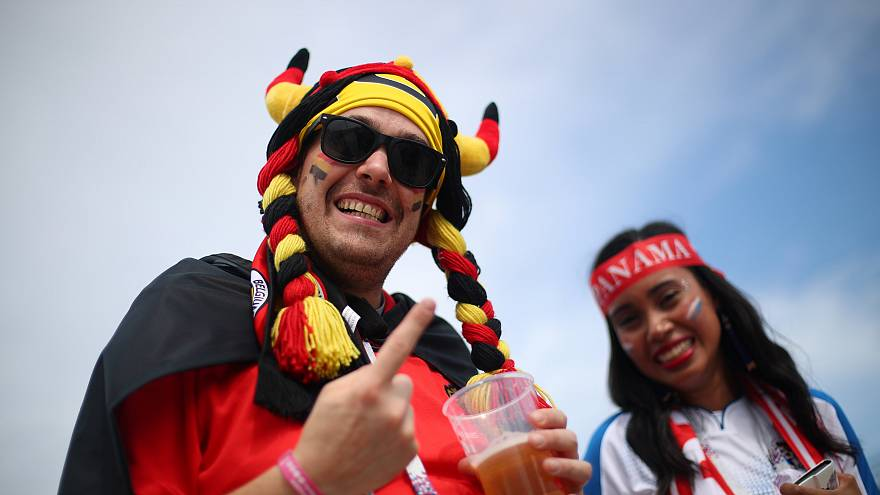 World Cup: Belgium thrashes Panama in 3-0 victory
