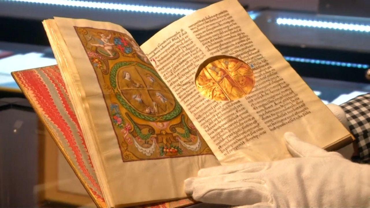 مخطوطة قروسطية تجلب أكثر من 4 مليون يورو في مزاد فرنسي