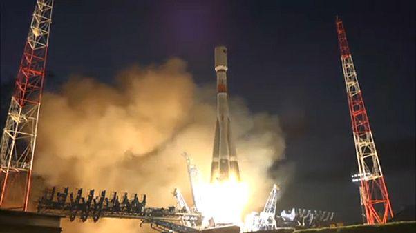 Új orosz navigációs műholdat lőttek föl