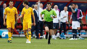 داور بازی ایران و اسپانیا مشخص شد