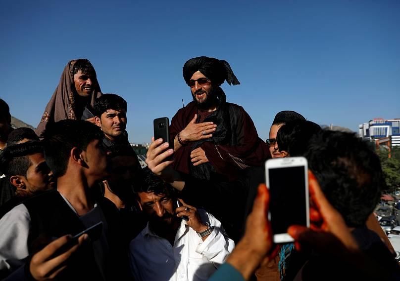 Exhausted peace marchers arrive in Afghan capital saying 'everyone's tired of war'