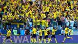 İbrahimoviç'siz İsveç ilk maçını kazandı