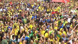 Brasil, una selección en guardia ante el próximo partido