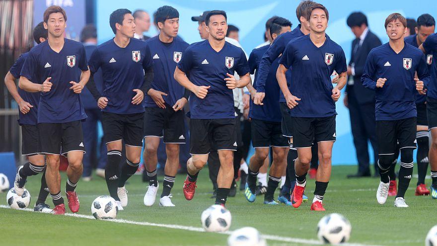 La selección japonesa jugará con espíritu samurái
