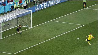Mondiali, Gruppo F: Svezia-Corea del Sud 1-0