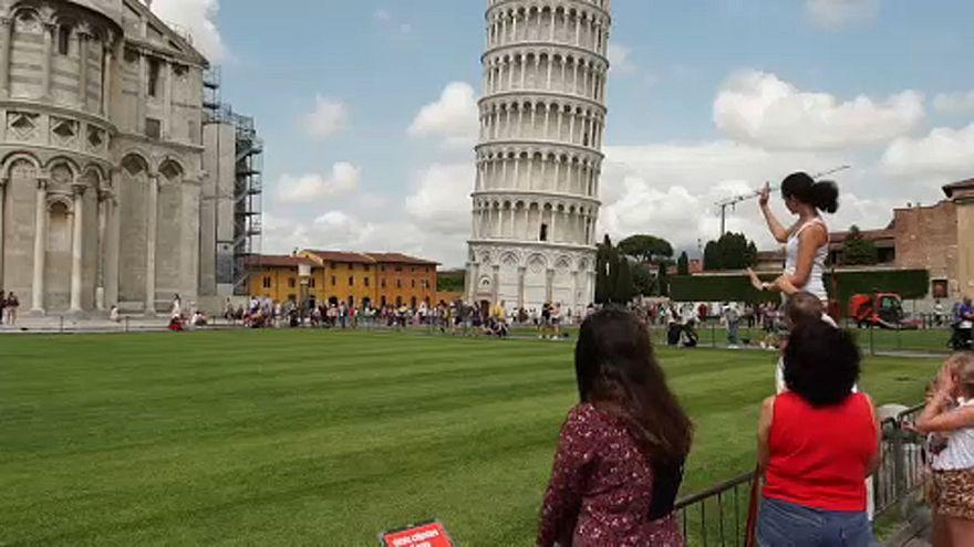A pisai ferde torony meglepő titka