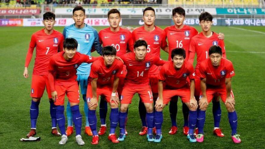 حيلة منتخب كوريا الجنوبية لإرباك الخصوم في مونديال روسيا