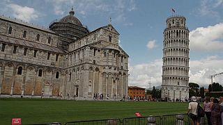 Como a Torre de Pisa resiste aos sismos