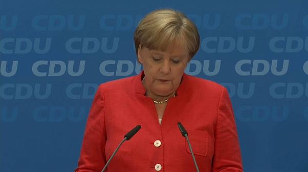 Il cancelliere tedesco, Angela Merkel