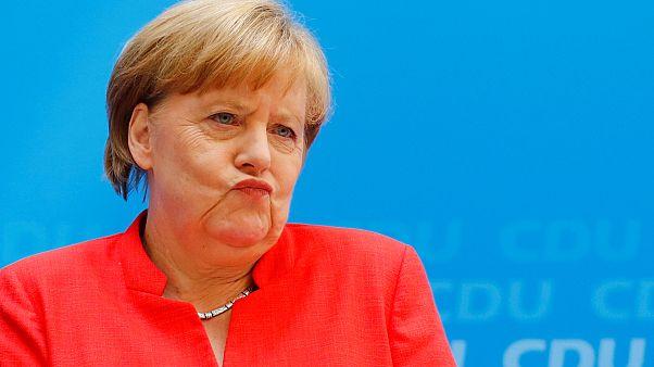 Két hetet kapott Angela Merkel