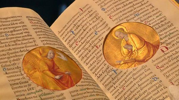 Un manuscrito medieval subastado en 4,29 millones de euros