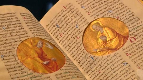 4,3 εκατ. ευρώ για ένα χειρόγραφο του Μεσαίωνα