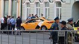 سائق سيارة الأجرة يقول إنه دهس المارة بعدما ضغط على دواسة البنزين بالخطأ