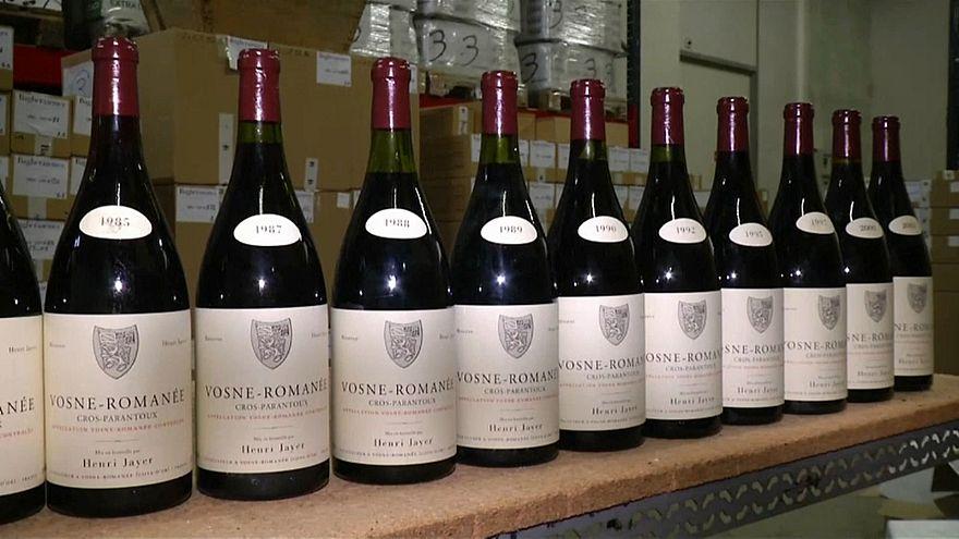 Grands vins de Bourgogne : une vente à 30 millions