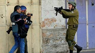Bill seeks to ban filming of Israeli soldiers in action
