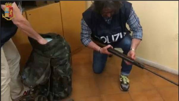 Italia-Polonia, 78 indagati per traffico d'armi