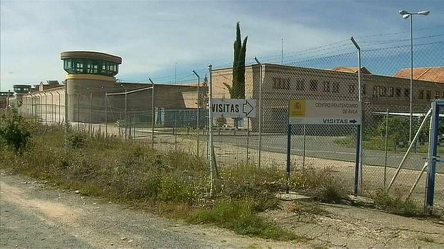Urdangarín entra en la cárcel de Brieva