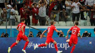 İngiltere, uzatma dakikalarında bulduğu golle Tunus'u 2-1 mağlup etti
