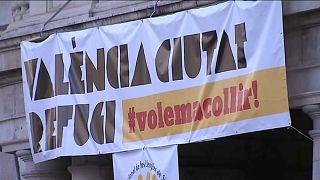 Valencia, ciudad refugio