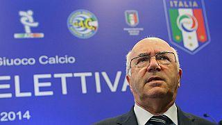 ایتالیا؛ نادیده گرفتن اتهام آزار جنسی علیه رئیس پیشین فدراسیون فوتبال