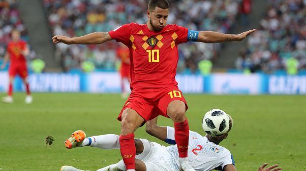 Fußball-WM: Belgien schlägt Panama mit 3:0